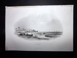 Nolan India C1880 Antique Print. Madras